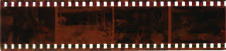 a strip of 35 millimeter film