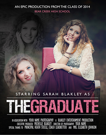 The graduate MoviePoster